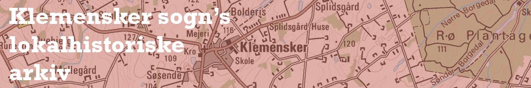 Klemensker sogn's lokalhistoriske arkiv